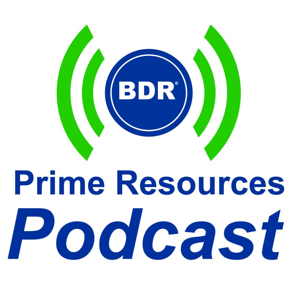 Prime Resource Podcast logo