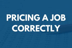 Pricing a Job Correctly | 3 Hour Training | Distributors | BDR