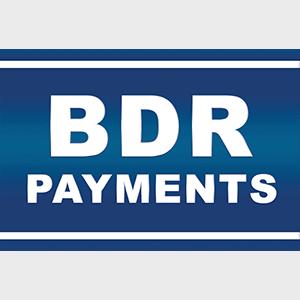 BDR Payments.